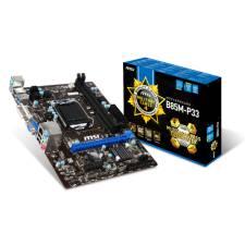 MSI B85M-P33 Intel B85 Socket 1150 DDR3 Micro ATX Motherboard