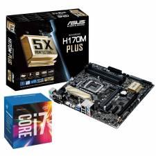 Intel Skylake i7 6700 and Asus H170M-PLUS - Socket 1151 Motherboard Bundle