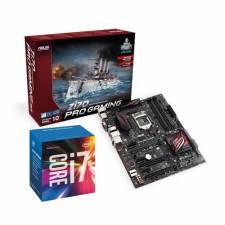 Intel Skylake i7 6700 4.0Ghz and Asus Z170-PRO GAMING - Socket 1151 Motherboard Bundle