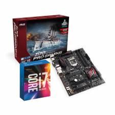 Intel Skylake Unlocked i7 6700K and Asus Z170-PRO GAMING - Socket 1151 Motherboard Bundle