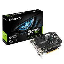 Gigabyte Nvidia GeForce GTX 950 2048MB DDR5 Graphics Card PCI-E, Retail