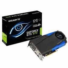Gigabyte Nvidia GeForce GTX 970 OC 4096MB DDR5 Dual Link DVI, HDMI Graphics Card PCI-E, Retail