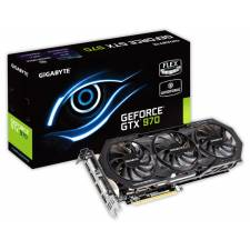 Gigabyte Nvidia GeForce GTX 970 WindForce 3X 4096MB DDR5 Graphics Card PCI-E, Retail