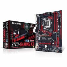 Gigabyte Z170-GAMING K3 Socket 1151 Z170 DDR4 SATA 600 ATX Motherboard