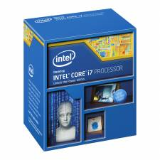 Intel Core i7 4790 3.60GHz Haswell Quad Core 8Mb Cache LGA1150 Processor, Retail with Heatsink & Fan