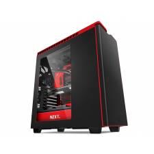 NZXT H440 ATX Black/Red - No PSU