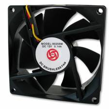 AvP 80mm Case Fan - Black
