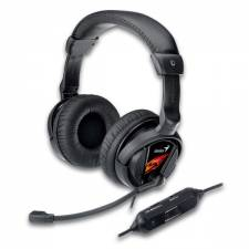 Genius HS-G500V Gaming headset with vibration function