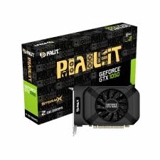 Palit Nvidia GeForce GTX 1050 2048MB DDR5 Graphics Card PCI-E, Retail