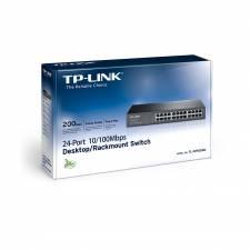 TP-Link TL-SF1024D 24 Port 10/100 Desktop Switch, Retail