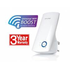 TP LINK TL-WA854RE 300Mbps Wireless N Range Extender Home Plug, Retail