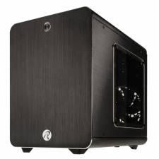 Raijintek Metis Mini-ITX Case - Black Windowed