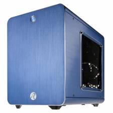 Raijintek Metis Mini-ITX Case - Blue Windowed