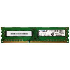 Crucial 4GB 1600MHZ DDR3 PC3-12800 Memory Module - OEM Lifetime Warranty