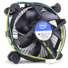 Intel Reference Socket 1150,1155 &1156 Aluminum/Copper Base Heatsink & Fan