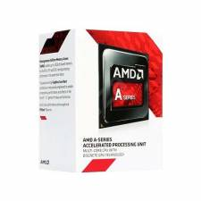 AMD A8 7600 Quad Core 3.1GHz Socket FM2+ CPU, with Heatsink and Fan
