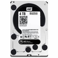 Western Digital Black 4TB (4000GB) SATA3 6Gb/s 64MB Cache HDD - OEM