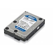Western Digital Caviar Blue 1TB 7200RPM SATA 6Gb/s 64MB Cache HDD, OEM