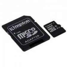 Kingston 32GB SDHC/SDXC Class 10 Micro SD & SD Adapter - Retail