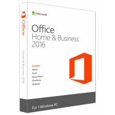 Microsoft Office 2016 Home and Business Edition Medialess 32/64Bit