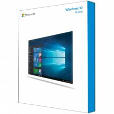 Microsoft Windows 10 Home 64Bit DVD - System Builder OEM