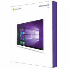 Microsoft Windows 10 Pro 64Bit DVD - System Builder OEM