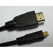 1.5m HDMI v1.4 Type A to Type D Connectors