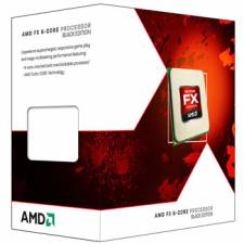 AMD FX-6100 Black Edition 6 Core 3.3GHz Socket AM3+ 95W CPU, Retail