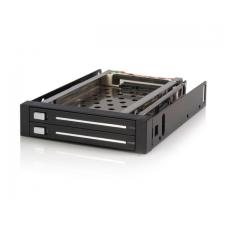 StarTech Dual 2.5inch SATA HDD Trayless Hot Swap Mobile Rack Backplane