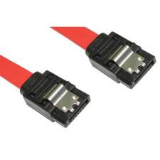 Straight SATA Plug to Straight SATA Plug Cable Lead 45cm - Locking Clip
