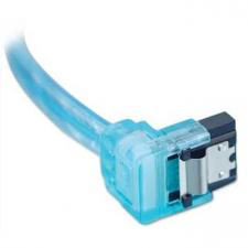 Akasa SATA2 Data Cable 1000mm in UV Blue