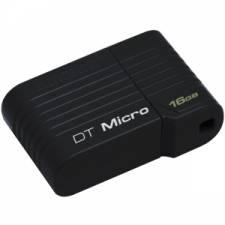 Kingston 16Gb USB2.0 DataTraveler Micro Flash Drive - Black
