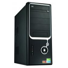 CIT 1005 ATX Midi Black/Silver Case USB & Audio - 500W PSU (24pin)