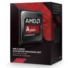 AMD A8 7650K Black Edition Kaveri Quad Core 3.8GHz Socket FM2+ CPU, with Heatsink and Fan