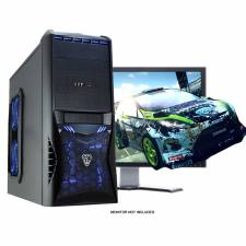 AMD A8 Quad Core 3.8Ghz 8GB DDR3 RAM USB3.0 Radeon 8570D Graphics HDMI FM2 Gaming Barebones PC