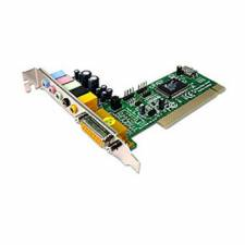 Value 5.1 6 Channel PCI Sound Card - Retail