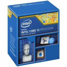 Intel Core i5 4460 3.20GHz Haswell Quad Core 6Mb Cache LGA1150 Processor, Retail
