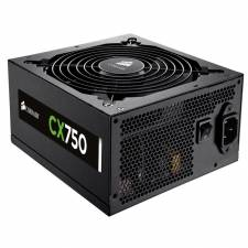 Corsair CX750 750W ATX12V V2.3 PSU, Retail 80 PLUS Certified