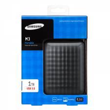 1TB M3 Portable Black USB3.0 External Hard Disk, Retail