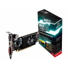 XFX 2048MB GDDR3 AMD ATI Radeon R7 240 DVI, HDMI, VGA - PCI-E, Retail with Low Profile Bracket
