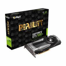Palit GeForce GTX 1080 Ti Founders Edition - 11GB GDDR5X Graphics Card