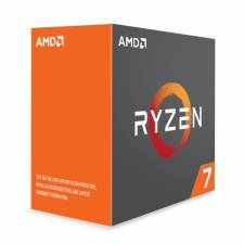 AMD Ryzen 7 1700 3.0Ghz / 3.7Ghz Wraith Cooler Retail