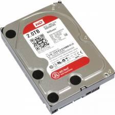 Western Digital Red 2TB (2000GB) SATA3 6Gb/s 64MB Cache NAS optimised 24x7 HDD - OEM 3 Year Warranty