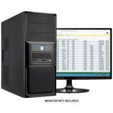 AMD Quad Core FX 4.0GHz 4GB RAM Radeon 3000 Graphics USB3.0 Barebones PC
