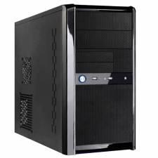 CIT Templar Black Micro ATX Black Interior Mesh Case 500W PSU