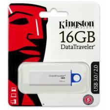 Kingston 16GB USB 3.0 DataTraveler G4 Flash Drive (DTIG4/16GB), Retail