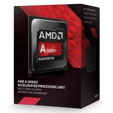 AMD A10 7700K Black Edition Kaveri Quad Core 3.8GHz Socket FM2+ CPU, Retail with Fan