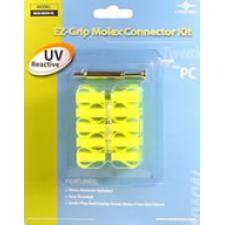 Vantec EZ-GRIP Molex connector kit (UV yellow)